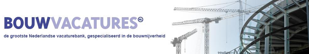 Bouwvacatures, vacatures in bouw, infra, vastgoed, architectuur, engineering en toelevering