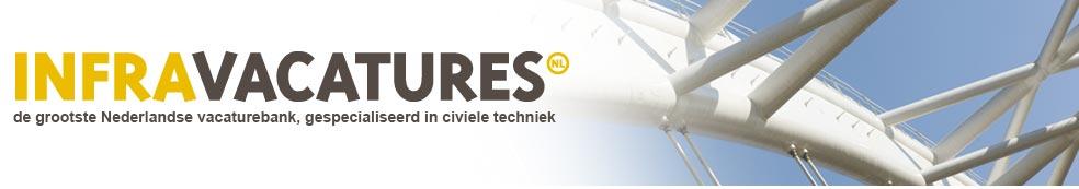 Infra vacatures - Infravacatures.nl - Werken in Infra / GWW